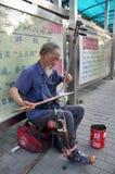 Straßenkünstler Lizenzfreie Stockfotografie