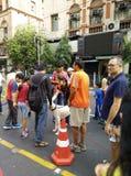 Straßenkarneval Lizenzfreie Stockfotografie