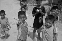 Straßenkinder Lizenzfreie Stockfotografie