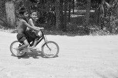Straßenkinder Lizenzfreie Stockbilder