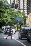Straßenkinder, die um Geld bitten Lizenzfreies Stockbild