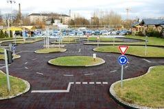 Straßenkreuz Lizenzfreie Stockfotos
