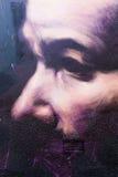 Straßenkunst in London, Großbritannien Lizenzfreie Stockfotos