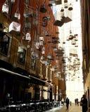 Straßenkunst Sydney stockbild