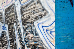 Straßenkunstmalerei stockbilder