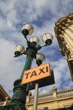 Straßenlaterne Stockfoto