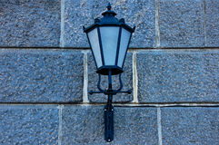 Straßenlaternenlampe lizenzfreie stockfotografie