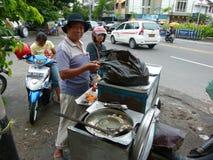 Straßenlebensmittel Stockfoto