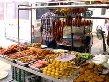Straßenlebensmittel in Vietnam Stockfoto