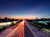 Straßenlichter lizenzfreies stockbild