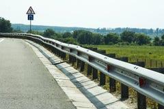 Straßenlinie Ansicht stockfotografie