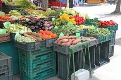 Straßenmarkt Stockbilder