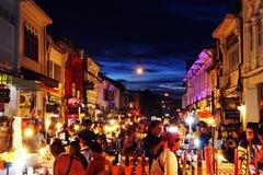 Straßenmarkt Lizenzfreie Stockfotos