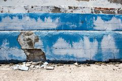 Straßenmetallzaun Lizenzfreie Stockbilder