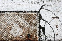 Straßenmuster Stockfoto