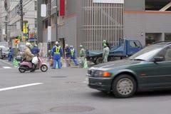 Straßenpflege lizenzfreie stockfotos