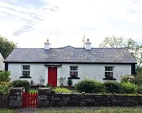 Straßenrand-Häuschen Stockbilder