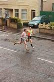Straßenrennen Stockbilder