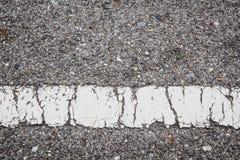 Straßenstraßen-Beschaffenheitshintergrund Lizenzfreie Stockfotografie
