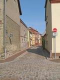 Straßenszene Lizenzfreie Stockbilder