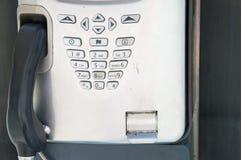 Straßentelefon Stockfotografie