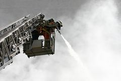 strażacy zdjęcie royalty free