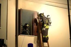 strażaków. zdjęcie royalty free