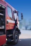 strażak ciężarówka. Zdjęcie Royalty Free