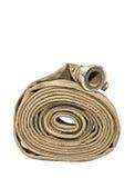 strażaka wąż elastyczny s biel Obraz Stock