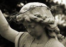 strażnik anioła Zdjęcia Royalty Free