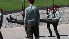 Strażnik honorów marsze zbiory