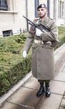 Strażnik iść poczta Zdjęcie Royalty Free