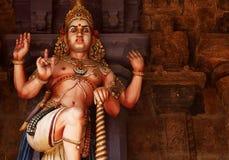 Strażnik władyka Shiva fotografia stock