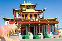 strażowa buddhist świątynia obraz stock