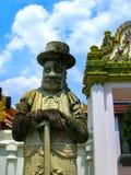 Strażowy Daemon - Royal Palace, Bangkok, Tajlandia fotografia royalty free