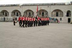 strażowy fortu henry Fotografia Royalty Free