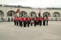strażowy fortu henry Obrazy Stock