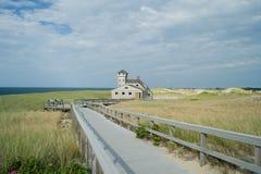 straży przybrzeżnej stacja Fotografia Royalty Free