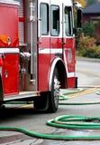 strażaków. obraz stock
