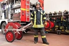strażak Zdjęcia Royalty Free