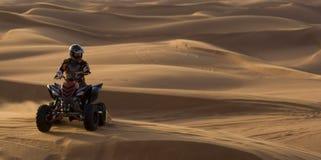 strażnik desert Obraz Royalty Free