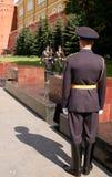 Strażnik honor fotografia stock