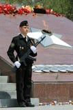 Strażnik honor Zdjęcie Stock