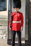 strażnik królewski Zdjęcie Royalty Free