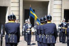 strażnik zmieniania ceremonii Zdjęcie Stock