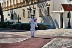 strażowy Monaco Fotografia Royalty Free