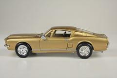 Straal 428 van de Cobra van de Mustang 1968 van de doorwaadbare plaats Stock Fotografie