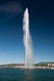 Straal d'eau Royalty-vrije Stock Foto