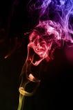 De rook van de stroom. Royalty-vrije Stock Foto's