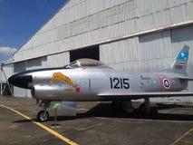 Straal Noordamerikaanse Sabel F-86 van vechtersvliegtuigen Royalty-vrije Stock Foto's